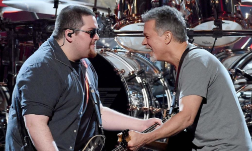 Wolfgang Van Halen talks final days with his dad Eddie – CNN