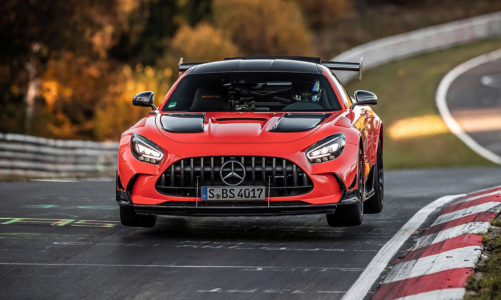 The Mercedes-AMG GT Black Series is the worlds fastest car … here – Fox News
