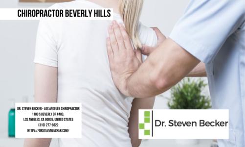 Chiropractor Beverly Hills