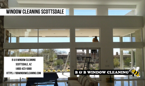 Window Cleaning Scottsdale