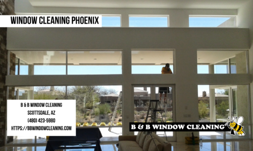 Window Cleaning Phoenix