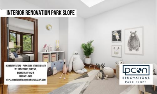 Interior Renovation Park Slope