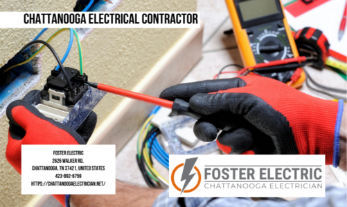 Chattanooga Electrical Contractor