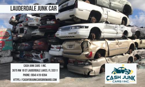 Lauderdale Junk Car