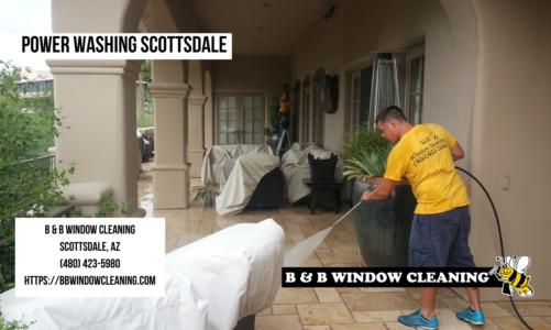 Power Washing Scottsdale