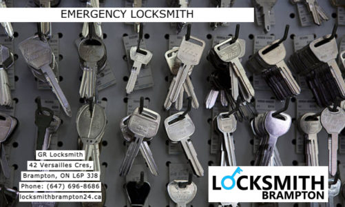Emergency Locksmith | GR Locksmith | (647) 696-8686
