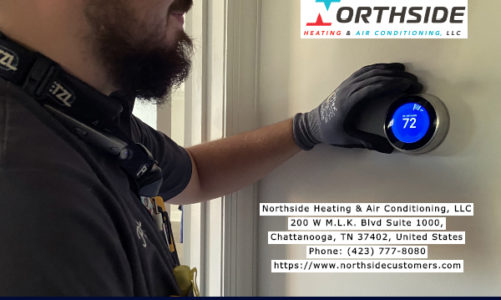 Nest Thermostat | Northside Heating & Air Conditioning, LLC | (423) 777-8080