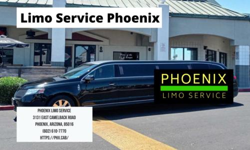 Limo Service Phoenix | Phoenix Limo Service | (602) 610-7770