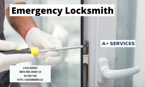 Emergency Locksmith | A Plus Services | 647-850-7305